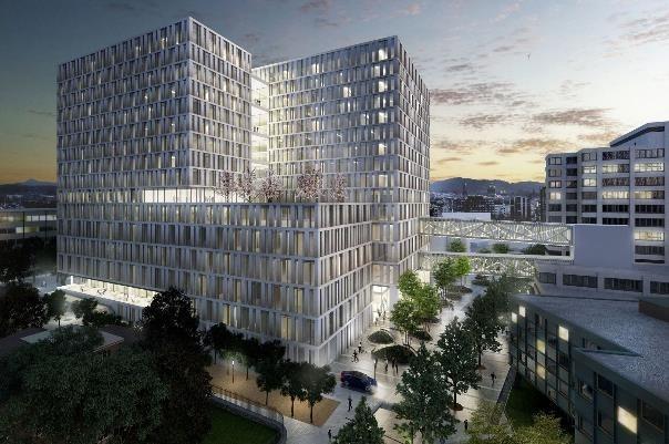 Ein Bild, das Gebäude, draußen, Stadt, groß enthält.  Automatisch generierte Beschreibung