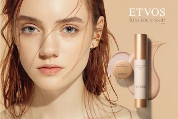 日本矿物彩妆&神经酰胺护肤品牌ETVOS